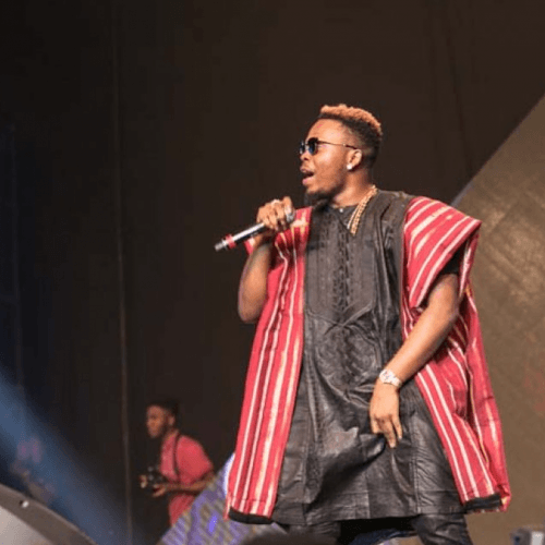 OLIC 3 - Olamide live in concert