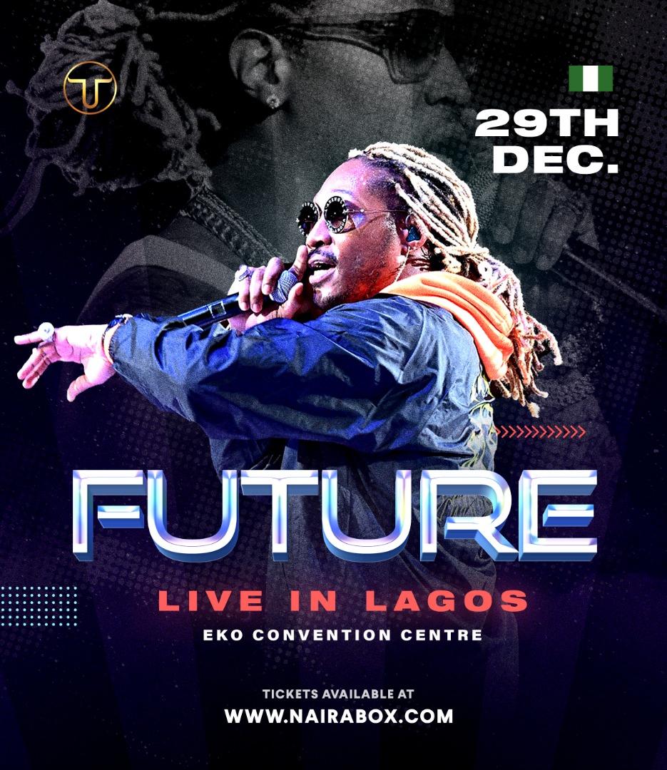 Future Live in Lagos Concert